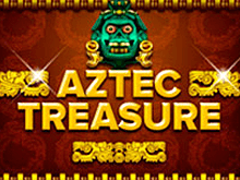 Играть в демо Aztec Treasure