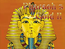 Играть без смс в слот Pharaohs Gold 2