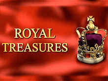 Демо аппарат Royal Treasures
